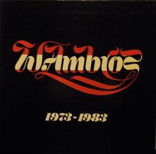 WOLFGANG AMBROS - 1973-1983 Seine größten Erfolge   ***10er LP - Box***