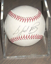 Gaylord Perry signed rawlings omlb baseball Giants Indians HOF MLB Authenticated