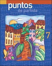 Puntos De Partida: An Invitation to Spanish (English and Spanish Edition), Marty