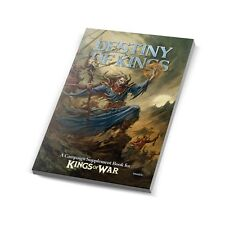Mantic Games BNIB el destino de los Reyes-Reyes De Guerra Suplemento mgkw09