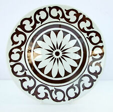 Vintage Retro 1970s J G Meakin Bianca Maidstone Dinner Plate