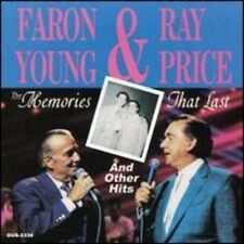 Memories That Last & Other Hits - Faron / Price,Ray Young (2014, CD NEUF)