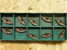 x10 WALTER CARBIDE INSERTS VCMT 110308-PM5 WPP10 TIGER-TEC NEW