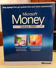 Microsoft Money Deluxe  2005 Small Business