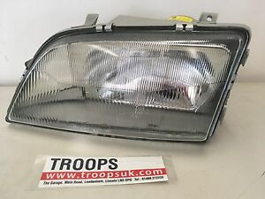 Genuine Vauxhall Omega-A Carlton L/H Headlamp without leveling