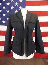 Donna Rae New York Jacket Women's Black Blazer Coat Size 4