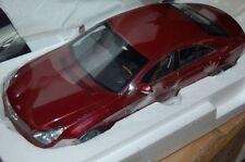 1 18 Kyosho 08401r 2002 Mercedes-benz CLS - Rosso -raritaet