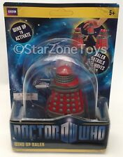 Dr Doctor Who Wind Up Dalek BBC Action Figure New