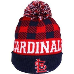 ST LOUIS CARDINALS SGA BEANIE SOCK HAT 9/17/2021 ADULT ONE SIZE NEW IN BAG