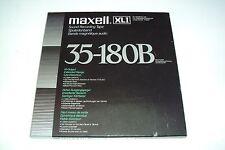 1x Maxell XL1 35-180B 26,5cm 10,5'' Aluspule, Metal Reel