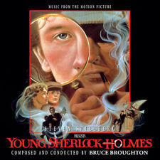 LE SECRET DE LA PYRAMIDE (YOUNG SHERLOCK HOLMES) - BRUCE BROUGHTON (3 CD)