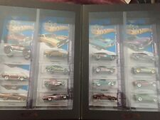 2013 Hot Wheels RLC Super Treasure Hunt Set