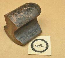 Vintage Auto Body Dolly Metal Working Fender Hammer Hand Tool