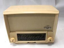 ANTIGUA RADIO de VALVULAS DUCRETET THOMSON 1956  tube radio