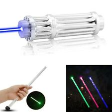 High Power 1000000M Laser Pointers 450Nm Lazer Flashlight Burning powerful torch