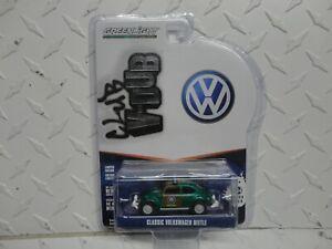 Greenlight CHASE V-Dub Club Green Classic Volkswagen Beetle