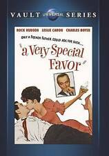 A Very Special Favor,New DVD, Rock Hudson, Charles Boyer, Leslie Caron, Michael