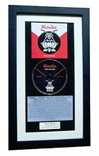 BLONDIE Pollinator CLASSIC CD Album GALLERY QUALITY FRAMED+EXPRESS GLOBAL SHIP