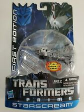 Transformers Prime, Deluxe Class, Starscream (First Edition)