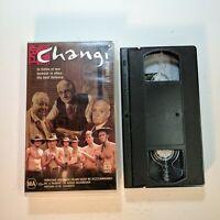 VHS Video Changi Episodes 1-3