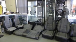 HOLDEN LH LX TORANA FRONT AND REAR BUCKET SEATS GOLFBALL INTERIOR SS SLR 308