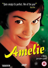 "AMELIE €"" SPECIAL EDITION - DVD - REGION 2 UK"