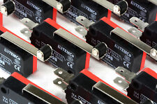 100 pc TEMCo Micro Limit Switch Long Roller Lever Arm SPDT Snap Action home LOT