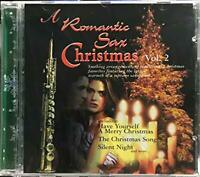 Romantic Sax Christmas 2 - Various Artists - EACH CD $2 BUY AT LEAST 4 1998-09-0