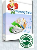 LazeSoft Recovery Suite 4.3.1 Unlimited Edition + Serial