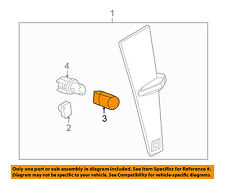 GM OEM-Side Marker Light Bulb 10351682