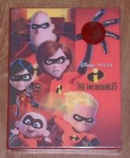 The Incredibles - BLU RAY - STEELBOOK. Kimchidvd New & Sealed.