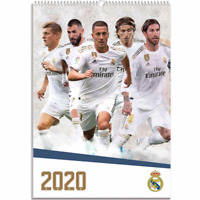Real Madrid FC Calendar 2020 | OFFICIAL