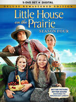 Little House on the Prairie Season 4 [Deluxe Remastered Edition - DVD + Digital]