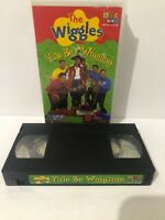 THE WIGGLES YULE BE WIGGLING VHS ABC Kids Australia Video Tape 2001 Childrens