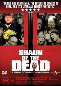 Shaun Of The Dead DVD