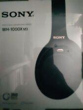 Sony WH-1000XM3 Auriculares Inalámbricos Bluetooth-Negro