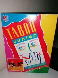 Jeu TAB00 Junior COMPLET 8- 12ans MB