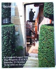 Bonhams catalogue A Cotswold Legacy 1932-2008 Property of H W Keil, Oct 2008 Oak