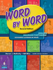 Word by Word Picture Dictionary English/Brazilian Portuguese Edition (Word by Wo