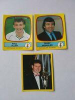 Lot of 3 Panini Football 88 stickers Tottenham Hotspur Spurs