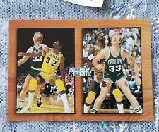 Magic & Bird NBA Hoops MB1 1992 93 94