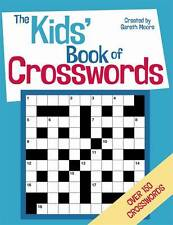The Kids' Book of Crosswords, Moore, Gareth, New