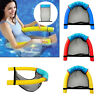Swimming Pool Inflatable Floating Water Hammock Lounge Chair Water Summer Toy