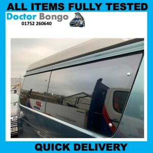 MAZDA BONGO/ FORD FREDA MIDDLE RIGHT WINDOW FACTORY TINTED