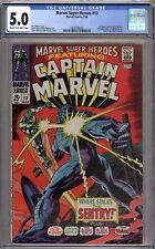 MARVEL SUPER-HEROES # 13 CGC