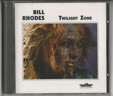 "BILL RHODES ""Twillight Zone"" CD 1991 Innovative Communication - IC - NEU/OVP"