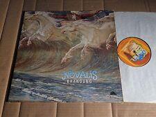 NOVALIS - BRANDUNG - LP BRAIN 0060.094