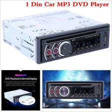 1 DIN Auto Radio Stereo Lettore CD DVD MP3 USB/SD/FM/Aux-in in-dash DISPLAY LCD