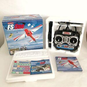 RC Flight Simulator FS ONE HANGAR 9 Remote Control with USB Interface