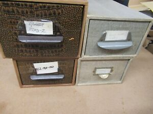 British Commonwealth huge accumulation of stamps in 4 wooden boxed trays